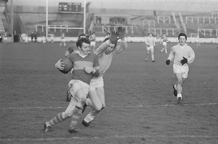 19.12.1971 Football NFL Kerry Vs Dublin