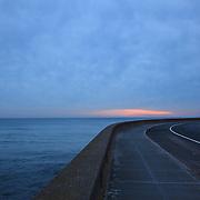 Today's Winter Sunrise  at Narragansett Town Beach, Narragansett, RI,  December 29, 2013. #beach #sunrise #rhodeisland