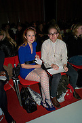 ZONIEL BURTON; SEAN MICHAEL, Fashioning the Future. Sustainable Fashion show Winners of Adidi.com student design competition announced. London College of Fashion. Princes St. London. 27 October 2008.  *** Local Caption *** -DO NOT ARCHIVE-© Copyright Photograph by Dafydd Jones. 248 Clapham Rd. London SW9 0PZ. Tel 0207 820 0771. www.dafjones.com.
