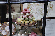 Sweets are on sale at Betty's Tearoom in York, Yorkshire, England, United Kingdom.
