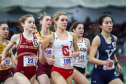 ECAC/IC4A Track and Field Indoor Championships<br /> Mile Run, Briar Brunley, Cornell