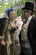 SUSANNAH STARKEY; MARCUS EDWARDS-JONES, Royal Ascot, Tuesday, 14 June 2016