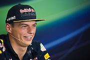July 21-24, 2016 - Hungarian GP, Max Verstappen, Red Bull