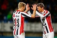 21-11-2015 VOETBAL:WILLEM II-PSV:TILBURG<br /> Robert Braber van Willem II vervangt bij de wissel Nick van der Velden van Willem II <br /> <br /> Foto: Geert van Erven
