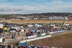 Women Junior race, 2020 UCI Cyclo-cross Worlds Dübendorf, Switzerland, 1 February 2020. Photo by Pim Nijland / Peloton Photos | All photos usage must carry mandatory copyright credit (Peloton Photos | Pim Nijland)