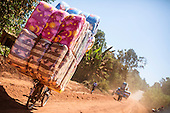 Bicycles in Burundi