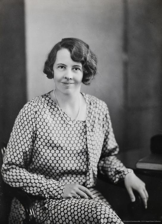 Lettice Ulpha Cooper, novelist, England, UK, 1929
