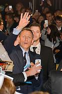 """Daniel Craig during AVP """"Spectre"""""""