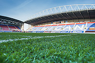 The DW Stadium prior to the Sky Bet League 1 match between Wigan Athletic and Shrewsbury Town<br /> Picture by Matt Wilkinson/Focus Images Ltd 07814 960751<br /> 21/11/2015