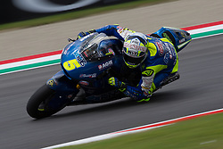 June 1, 2018 - Mugello, FI, Italy - Andrea Locatelli of Italtrans Racing of Moto 2 during the Free Practice 1 of the Oakley Grand Prix of Italy, at International  Circuit of Mugello, on June 01, 2018 in Mugello, Italy  (Credit Image: © Danilo Di Giovanni/NurPhoto via ZUMA Press)