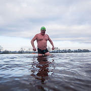 21.01.17<br /> Ice Swimmers Feature. Picture: Alan Place