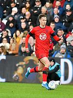 Football - 2019 / 2020 Sky Bet (EFL) Championship - Swansea City vs. Wigan Athletic<br /> <br /> Kieran Dowell of Wigan Athletic on the attack , at the Liberty Stadium.<br /> <br /> COLORSPORT/WINSTON BYNORTH