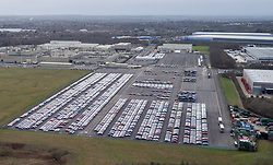 The Honda plant in Swindon, which the company has confirmed will close in 2021 with the loss of 3,500 jobs.