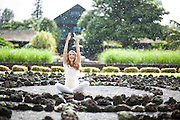 Oct 5, 2015 Maui, Hawaii. <br /> <br /> Photograph by Joseph Sherrock<br /> <br /> www.josephsherrock.com Yoga Photography
