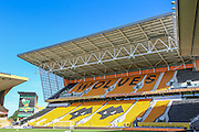 Molineux during the Sky Bet Championship match between Wolverhampton Wanderers and Hull City at Molineux, Wolverhampton, England on 16 August 2015. Photo by Shane Healey.