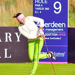 Scottish Ladies Open | Aberdeen Asset Management | 31 August 2013