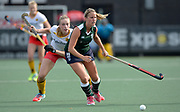 Surbiton's jenna Woolven  during their semi final of the EHCC 2017 at Den Bosch HC, The Netherlands, 3rd June 2017