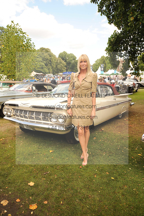 LADY EMILY COMPTON at the Salon Prive - the 5th Luxury Super Car Event and Concours D'Elegance held at The Hurlingham Club, London SW6 on 21st July 2010.