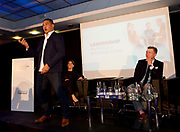 11/05/2017 Pictured at the Bord G&aacute;is Energy Leadership, Building a Winning Team, business conference at The Clayton Hotel, Galway was Connacht Head Coach, Pat Lam,  <br /> The line-up of expert speakers also included motivational expert Pat Divilly, Director of Executive Education at the Irish Management Institute, Dr Colm Foster and Stewart Dunne, partner at BDO. <br /> <br /> For further information please see http://www.bgebusinesshub.ie/event/leadership<br /> <br /> .   Photo:Andrew Downes, xposure