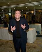 JAMES CORDEN, South Bank Show Awards, Dorchester Hotel, Park Lane. London. 20 January 2009