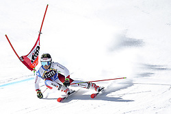 March 16, 2019 - El Tarter, Andorra - Loic Meillard of Switzerland Ski Team, during Men's Giant Slalom Audi FIS Ski World Cup race, on March 16, 2019 in El Tarter, Andorra. (Credit Image: © Joan Cros/NurPhoto via ZUMA Press)