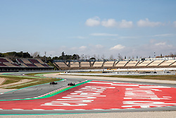 February 18, 2019 - Montmelo, BARCELONA, Spain - General view of Circuit de Barcelona Catalunya during the Formula 1 2019 Pre-Season Tests at Circuit de Barcelona - Catalunya in Montmelo, Spain on February 18. (Credit Image: © AFP7 via ZUMA Wire)