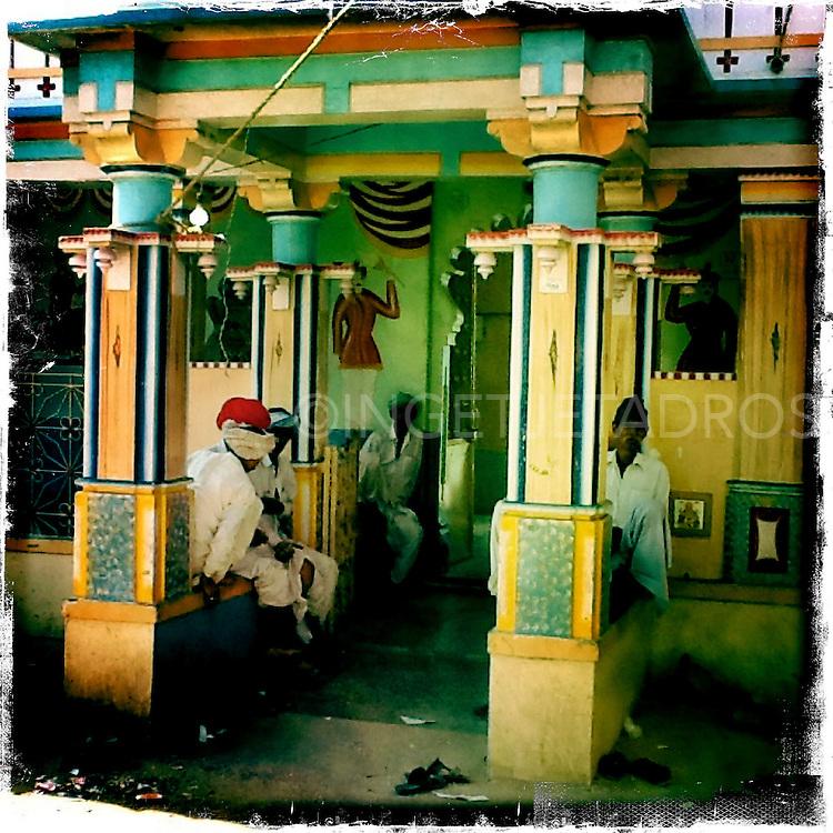 an temple entrance