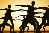 Christopher Wheeldon's Tryst, Royal Ballet<br /> Music by: James MacMillan<br /> Lighting: Natasha Katz<br /> Set design by: Jean Marc Puissant