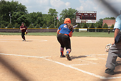 03 June 2017:   Argenta Oreana Bombers at Le Roy Panthers for the IHSA Class 1A Le Roy Regional Finals in Le Roy Illinois