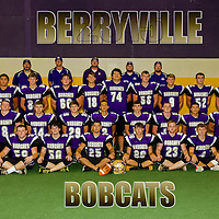 2015 Berryville Football Team & Individuals