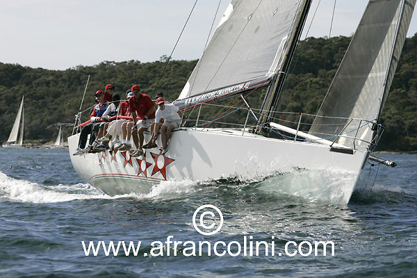 SAILING - BMW Winter Series 2005 - HOLLYWOOD BOULEVARD- Sydney (AUS) - 01/05/05 - ph. Andrea Francolini