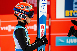 Yuki Ito of Japan during Team Competition at Day 2 of World Cup Ski Jumping Ladies Ljubno 2019, on February 9, 2019 in Ljubno ob Savinji, Slovenia. Photo by Matic Ritonja / Sportida