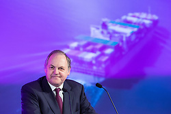 © Licensed to London News Pictures . 25/09/2015 . Doncaster , UK . WILLIAM LEGGE ( 10th Earl of Dartmouth ) ( William Dartmouth ) speaks at the 2015 UKIP Party Conference at Doncaster Racecourse , this morning (Friday 25th September 2015) . Photo credit : Joel Goodman/LNP