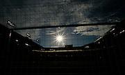 Euro 2008,  1/4 final in Basel (Schweiz), Portugal - Deutschland.  Basle, St.Jacobs-Park-Stadion.