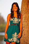 Senior photos of Danielle Lombari, River Ridge Class of 2011, by Mike Carlson Photography