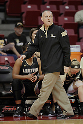 04 November 2015: Tony Francis. Illinois State University Women's Basketball team hosted The Lions from Lindenwood for an exhibition game at Redbird Arena in Normal Illinois.