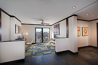 Interior Design image of Halstead Tower Apartments in Alexandria Virginia by Jeffrey Sauers of Commercial Photographics, Architectural Photo Artistry in Washington DC, Virginia to Florida and PA to New England