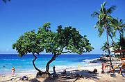 Magic Sands Beach, Kailua-Kona, Island of Hawaii<br />