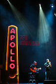 Apollo Theater 75th Anniversary Press Conference