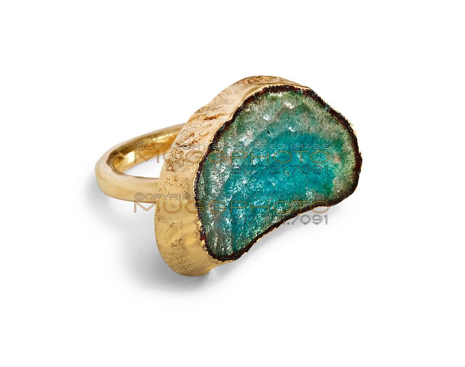 Handmade enamel jewelry by Kiln Design Studio.