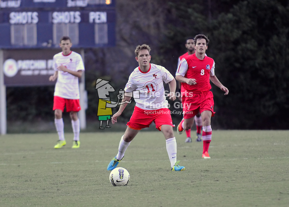 NCAA Men's Soccer: VMI battles NJIT to 1-1 tie
