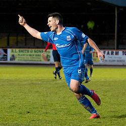 Berwick Rangers v Elgin City   Scottish League Two   31 January 2015