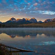 Little Redfish Lake, Stanley