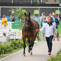 Dressage - Horse Inspection - Rio 2016 Olympic Games