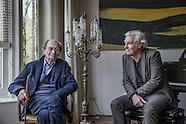 John Albert Jansen en dichter Remco Campert