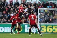 061116 Swansea city v Man Utd