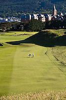 NEWCASTLE NORTHERN IRELAND-  Hole 9      , ROYAL COUNTY DOWN GC, nr. 3 van de wereldranglijst. .  COPYRIGHT KOEN SUYK