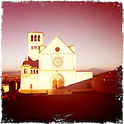 St. Francis of Assisi Basilica, Assisi, Italy. (Sam Lucero photo)