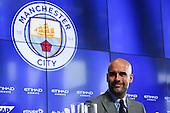 Manchester City FC Press Confere 080716