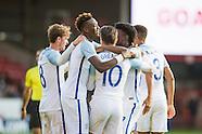 England U21 v Bosnia & H. U21 - European Championship Qualifier - 11/10/2016